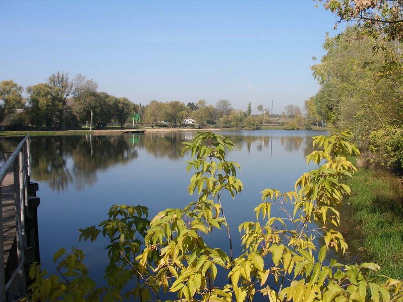 река Чибриж